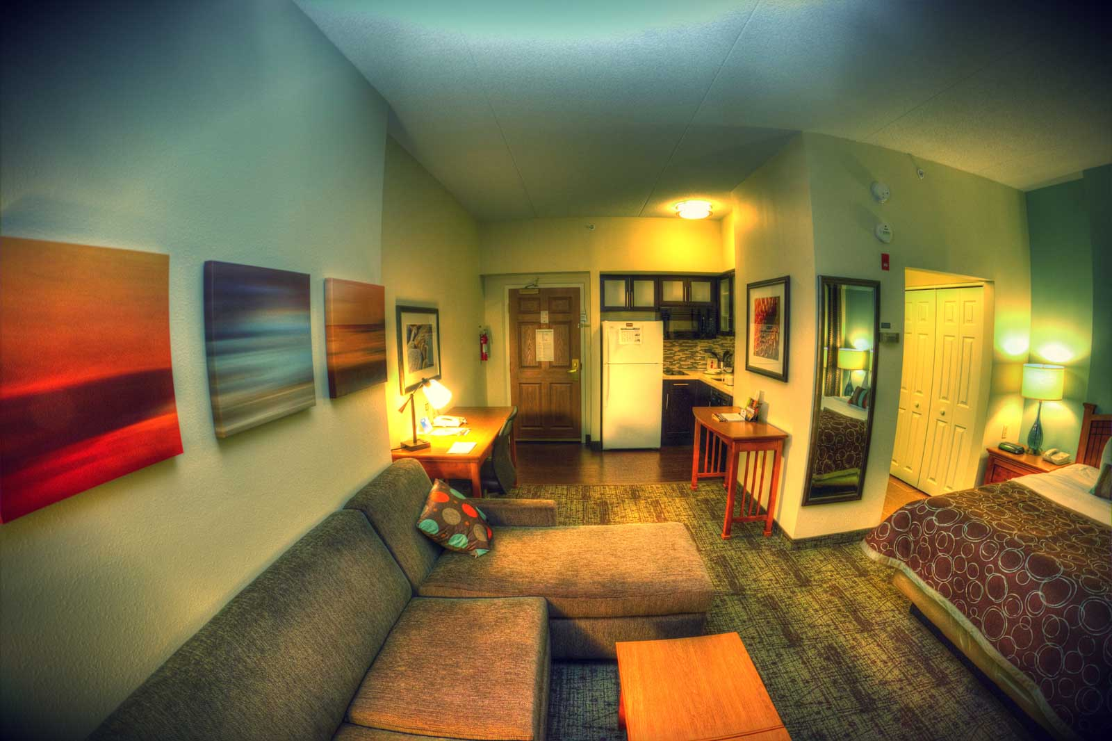 Image of a Staybridge Markham suite